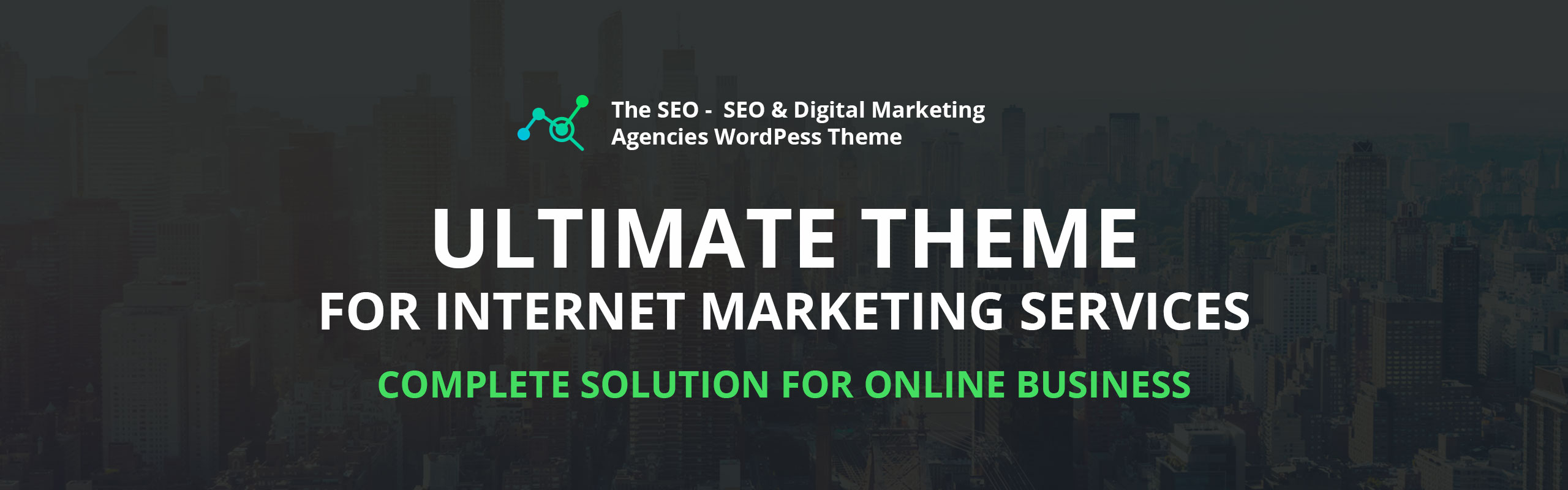 THE SEO WordPess Theme for Digital Marketing Agencies